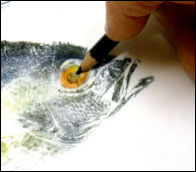 gyotaku fish printing instructions